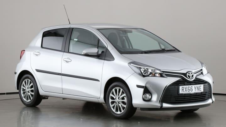 2016 Used Toyota Yaris 1.3L Icon Dual VVT-i