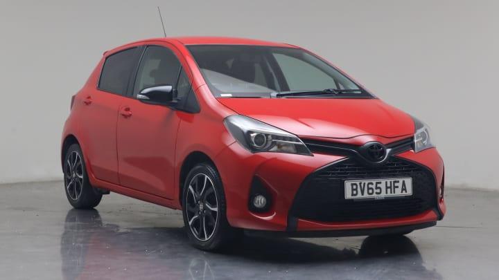 2015 Used Toyota Yaris 1.3L Sport Dual VVT-i