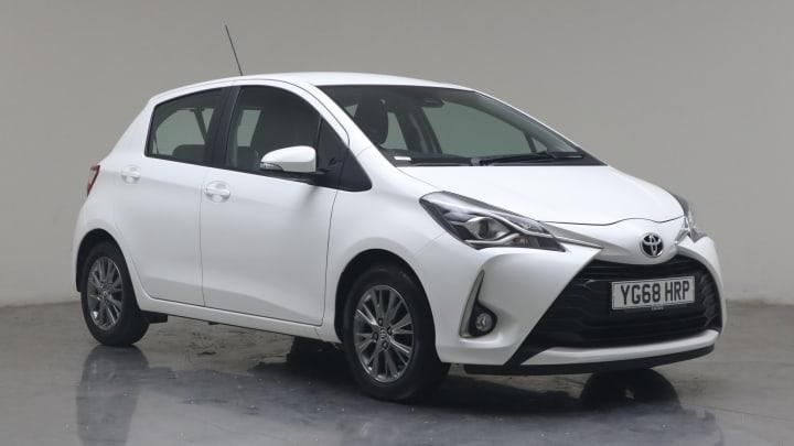 2018 used Toyota Yaris 1L Icon VVT-i