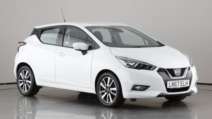 2017 used Nissan Micra 0.9L Acenta IG-T