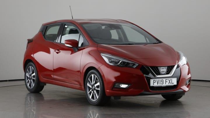 2019 used Nissan Micra 0.9L Acenta IG-T