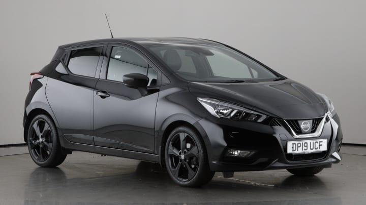 2019 used Nissan Micra 1L N-Sport IG-T