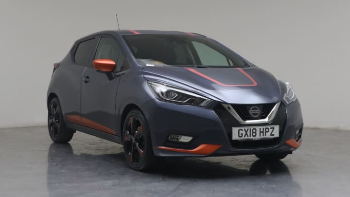 2018 used Nissan Micra 0.9L Bose Personal Edition IG-T
