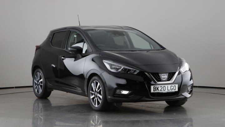 2020 used Nissan Micra 1L Tekna IG-T