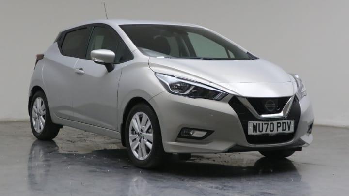 2020 used Nissan Micra 1L Acenta IG-T