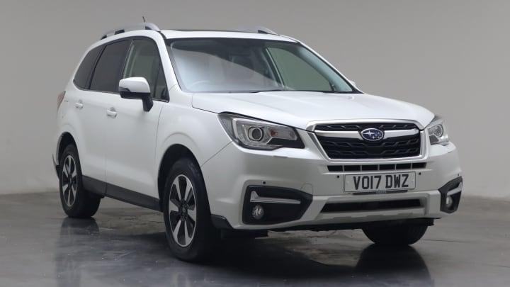 2017 used Subaru Forester 2L XC Premium D