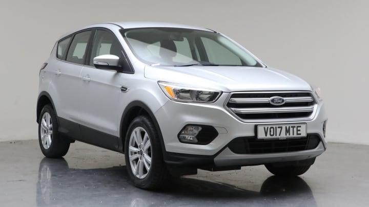 2017 Used Ford Kuga 1.5L Zetec EcoBoost T