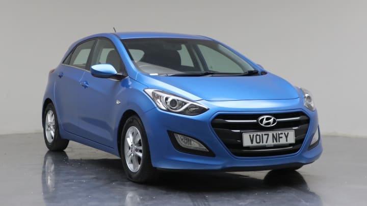 2017 Used Hyundai i30 1.6L SE Blue Drive CRDi