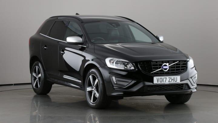 2017 Used Volvo XC60 2L R-Design Nav D4