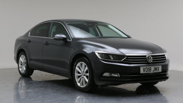 2018 Used Volkswagen Passat 2L SE Business TDI