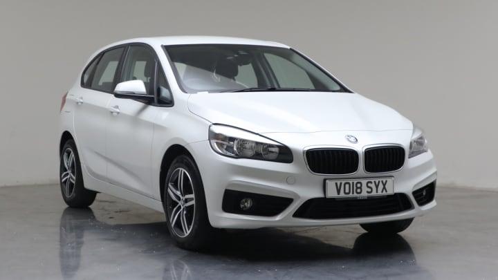 2018 Used BMW 2 Series Active Tourer 2L Sport 218d