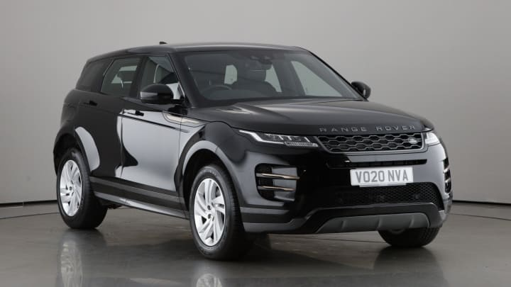 2020 used Land Rover Range Rover Evoque 2L R-Dynamic S MHEV D180