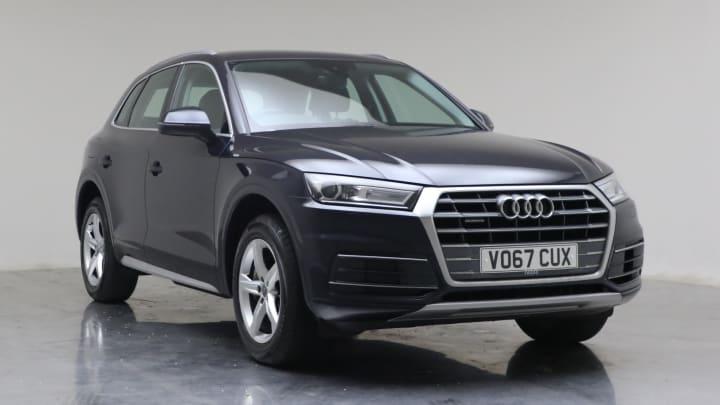 2017 Used Audi Q5 2L Sport TDI