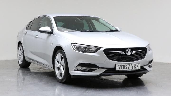 2017 Used Vauxhall Insignia 1.5L SRi Nav i Turbo