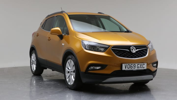2019 Used Vauxhall Mokka X 1.4L Griffin i Turbo