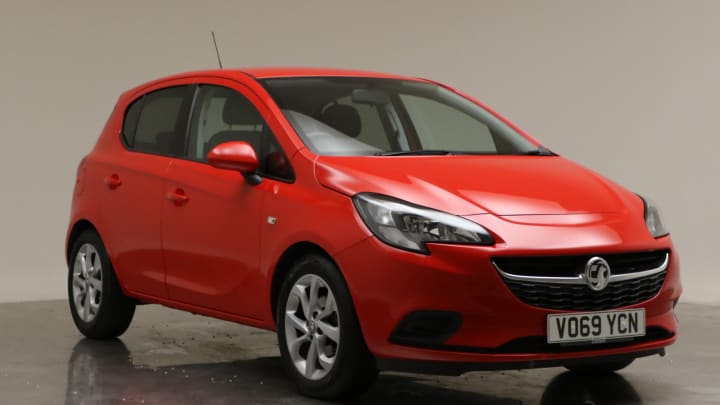 2019 Used Vauxhall Corsa 1.4L Sport i
