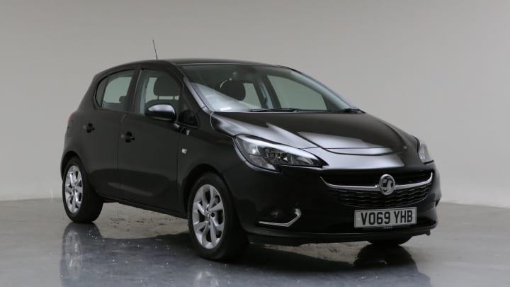 2019 Used Vauxhall Corsa 1.4L SRi Nav i