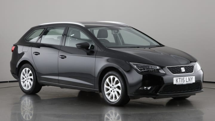 2015 used Seat Leon 1.6L SE TDI