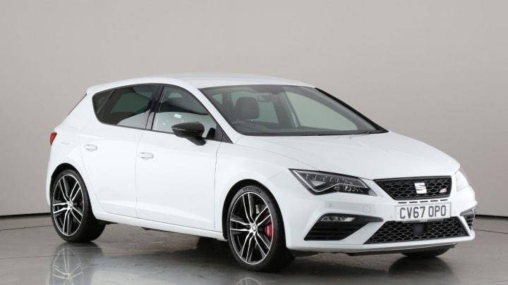 2017 used Seat Leon 2L Cupra 300 TSI