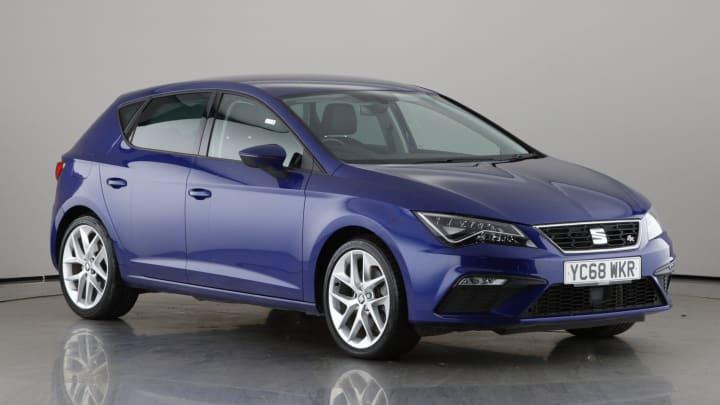 2018 used Seat Leon 1.8L FR Technology TSI