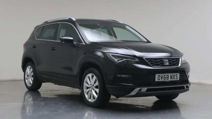2018 used Seat Ateca 1L SE L Ecomotive TSI