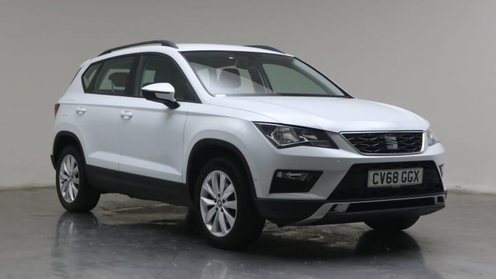 2018 used Seat Ateca 1L SE Ecomotive TSI