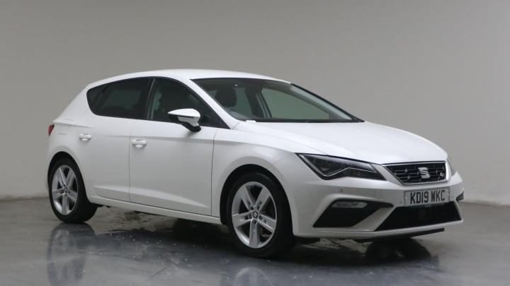 2019 used Seat Leon 1.5L FR TSI EVO