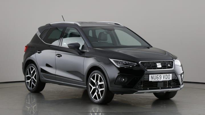 2019 used Seat Arona 1L FR Sport TSI