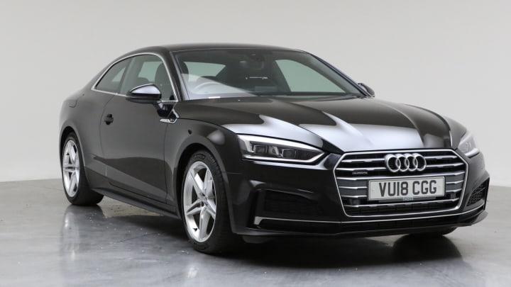 2018 Used Audi A5 3L S line TDI V6