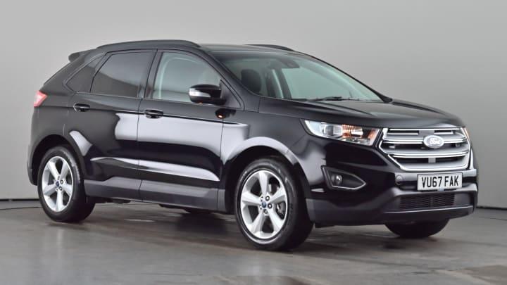 2017 used Ford Edge 2L Zetec TDCi