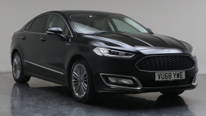 2018 Used Ford Mondeo 2L Titanium Edition TiVCT