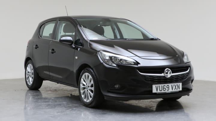 2019 Used Vauxhall Corsa 1.4L SE Nav i