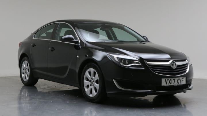 2017 Used Vauxhall Insignia 1.6L Tech Line ecoFLEX CDTi