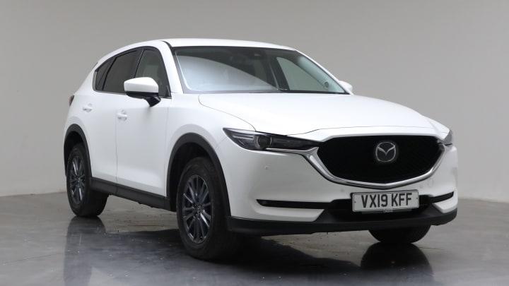 2019 Used Mazda CX-5 2.2L SE-L Nav+ SKYACTIV-D