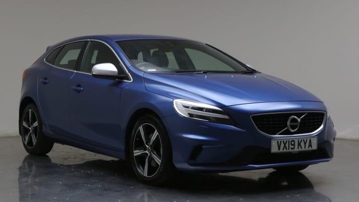2019 used Volvo V40 2L R-Design Nav Plus T3
