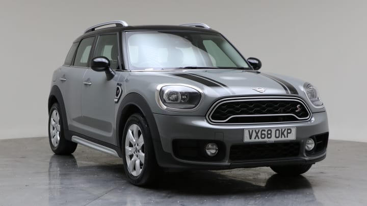 2018 Used Mini Countryman 2L Cooper S