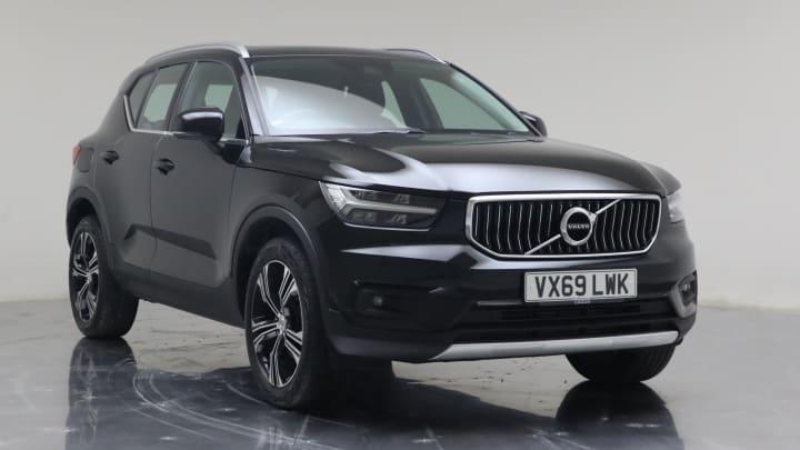 2019 used Volvo XC40 1.5L Inscription Pro T3