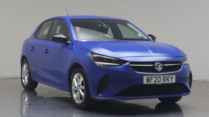 2020 used Vauxhall Corsa 1.2L SE Premium