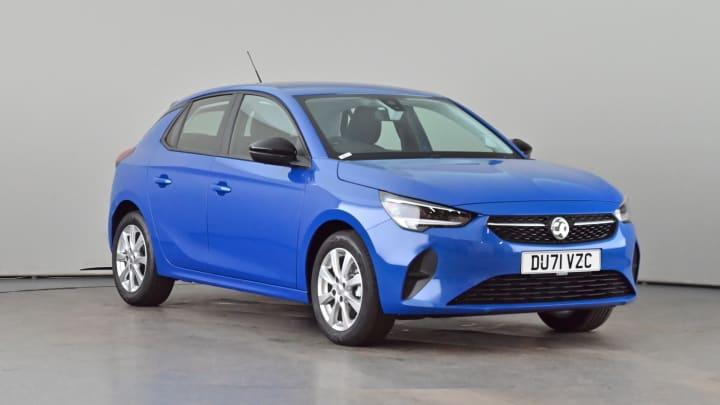 2021 subscription Vauxhall Corsa 1.2L SE