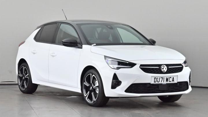 2021 subscription Vauxhall Corsa 1.2L SRi Turbo