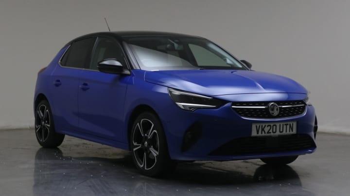 2020 used Vauxhall Corsa 1.2L Elite Nav Premium Turbo