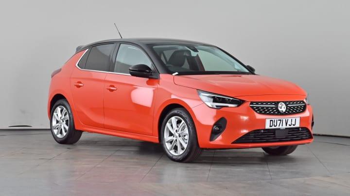 2021 subscription Vauxhall Corsa 1.2L Elite Turbo