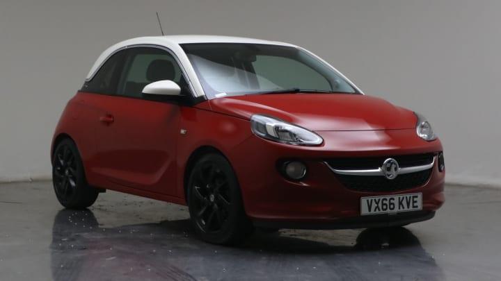 2016 used Vauxhall ADAM 1.4L SLAM i