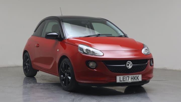 2017 used Vauxhall ADAM 1.2L ENERGISED ecoFLEX i