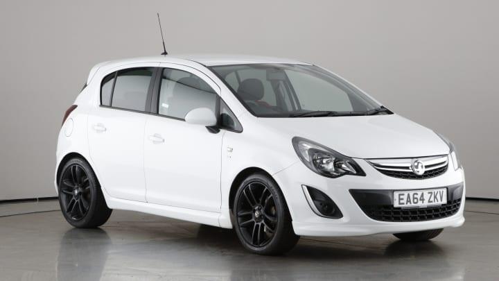 2014 used Vauxhall Corsa 1.4L SRi i