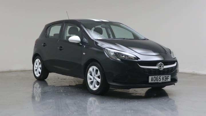 2015 used Vauxhall Corsa 1.2L Sting i