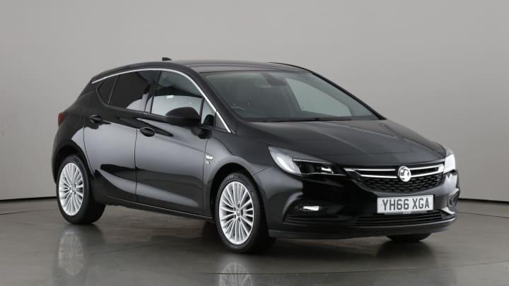 2016 used Vauxhall Astra 1.4L Elite Nav i Turbo