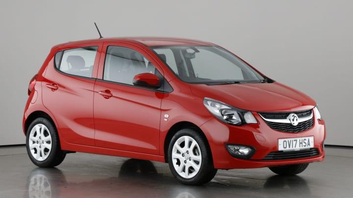 2017 used Vauxhall Viva 1L SE i