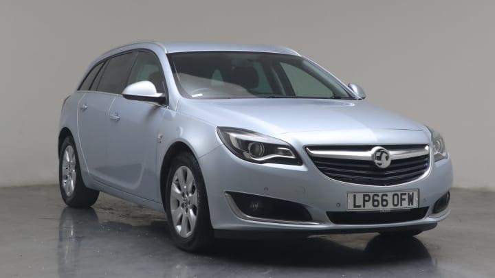 2017 used Vauxhall Insignia 1.6L SRi Nav ecoFLEX CDTi