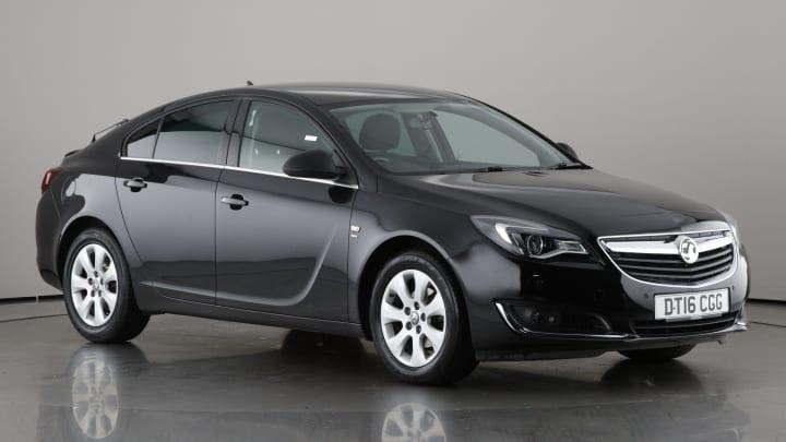 2016 used Vauxhall Insignia 1.6L SRi Nav CDTi